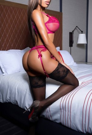 Nassima escort girl in Fairfield