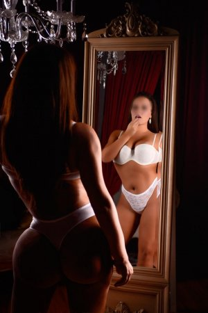 Uriell incall escorts in Paris Texas